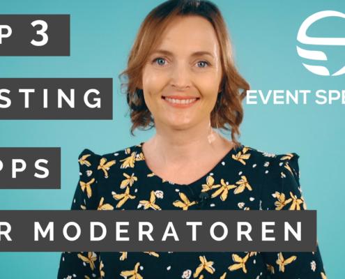 Moderatoren sollten diese 3 Top Casting Tipps nutzen