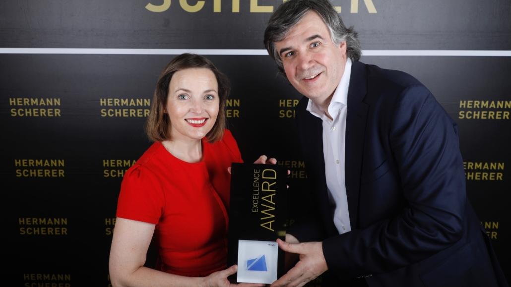 Mireille Jaton gewinnt Internationalen Speaker Award