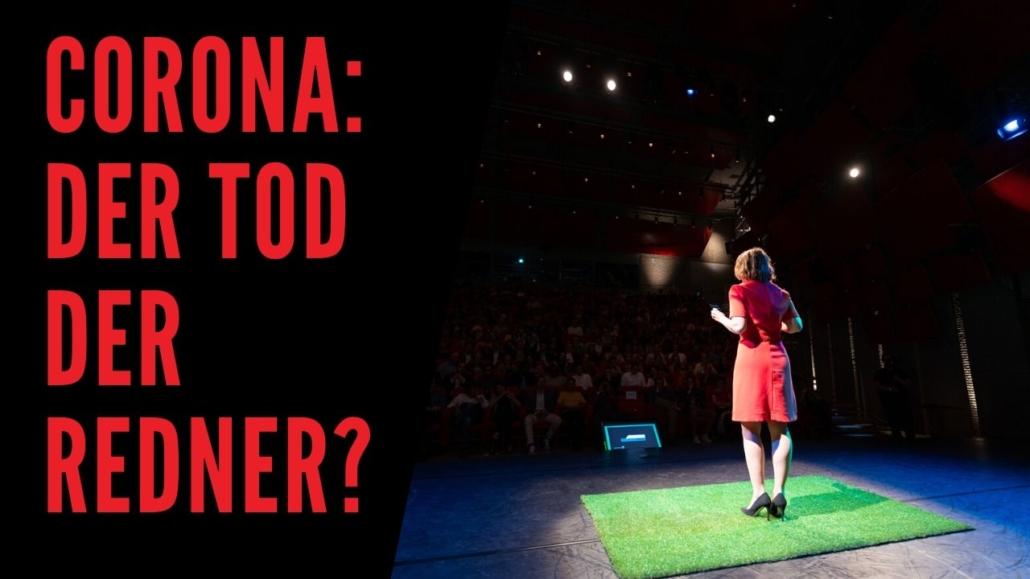 Corona: der Tod der Redner? Interview Oliver Stoldt – Premium Speakers